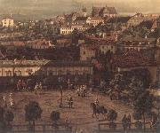 BELLOTTO, Bernardo View of Warsaw from the Royal Palace (detail) fh oil painting picture wholesale